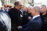 Başkan Akgün, Gürbüz Çapan'ın Acısını Paylaştı