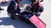 Bolu Dağı'nda Yapılan Yol Kontrolünde Kaçak İçki Ele Geçirildi