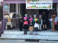 Burhaniye'de Yerli Malı Haftası Coşkusu