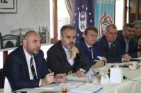 Büyükşehir Belediye Başkanı Alinur Aktaş Orhangazili Muhtarlarla Buluştu