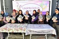 KUŞKONMAZ - Büyükşehir Doğancılar'a 32 Bin Lavanta Fidesi Dağıttı