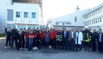 İTFAİYE MÜDÜRÜ - Çan Devlet Hastanesi'nde Tahliye Ve Yangın Tatbikatı