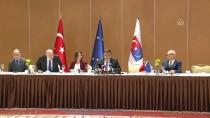AVRUPA PARLAMENTOSU - Dışişleri Bakan Yardımcısı Kaymakçı, 2019 Türkiye - AB İlişkilerini Değerlendirdi