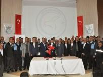 Murat Kurum - Erciş Belediyesinde 'Sosyal Denge Sözleşmesi' İmzalandı