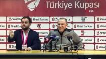 FITIK AMELİYATI - Fatih Terim Açıklaması 'Sonuç Almak İsteyen Bir Galatasaray Vardı'
