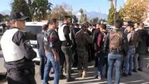 GÜNCELLEME - 2 Antalya'da Bir Bankada Silahlı Soygun Girişimi
