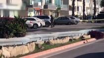 GÜNCELLEME - Antalya'da Bir Bankada Silahlı Soygun Girişimi