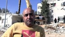 KORDON - İsrail, Filistinli Engellinin Evini Bir Kez Daha Yıktı