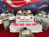 YAKIN TAKİP - Jandarma Pusuya Yattı, Şüpheliyi Kıskıvrak Yakaladı
