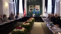 Kırklareli'nde 'Aile İçi Ve Kadına Karşı Şiddetle Mücadele' Toplantısı