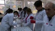 MEHMET KÜÇÜK - Liseliler Bor Madeninden Çamaşır Makinesi Jeli Üretti