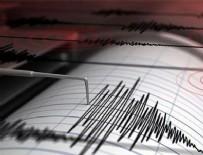 MERSIN - Mersin'de korkutan deprem!