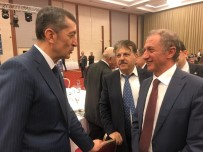 Ziya Selçuk - 'Milli Eğitim Bakanı Ziya Selçuk 'Yılın Devlet Adamı' Seçildi'