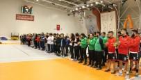 KASTAMONU ÜNIVERSITESI - NEVÜ'de Üniversiteler Arası Hentbol Şampiyonası Başladı