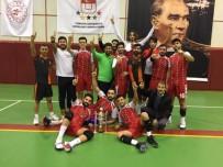 ALPARSLAN TÜRKEŞ - NEVÜ Erkek Voleybol Takımı 1.Lige Yükseldi