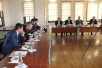 EKMELEDDİN İHSANOĞLU - Rektör Karadağ'dan Yanan Konakla İlgili Açıklama