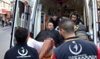 Şişli'de Market Çalışanı Turisti Bıçakladı
