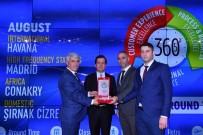 ŞERAFETTIN ELÇI - THY'den Şırnak Şerafettin Elçi Havalimanı'na Mükemmellik Ödülü