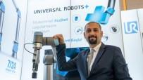 ROBOT - UR Akademi Londra'dan Ödülle Döndü