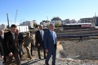 AYKUT PEKMEZ - Vali Aykut Pekmez Altınşehir Alt Geçit Projesini İnceledi