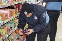 Yozgat Zabıtasından 'Şırıngalı Çikolata' Denetimi