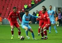 SERKAN TOKAT - Ziraat Türkiye Kupası Açıklaması Samsunspor Açıklaması 0 - Çaykur Rizespor Açıklaması 0 (İlk Yarı)