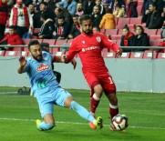 SERKAN TOKAT - Ziraat Türkiye Kupası Açıklaması Samsunspor Açıklaması 1 - Çaykur Rizespor Açıklaması 1 (Maç Sonucu)