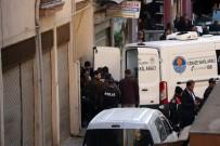KORDON - 6 Çocuk Annesi Eşini Bıçaklayarak Öldürdü