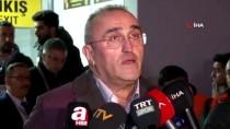 Abdurrahim Albayrak Açıklaması 'Devre Arasında Tünelde Futbolcularımıza Dirsek Atan Olmuş'