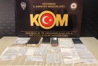 TEFECİLİK - Adıyaman'da Tefeci Operasyonu Açıklaması 1 Gözaltı