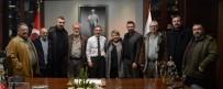 Başkan Ataç'a Ziyaretler