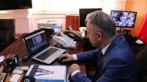 Burdur Jandarma Komutanı Ve Emniyet Müdürü, AA'nın 'Yılın Fotoğrafları' Oylamasına Katıldı