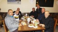 Burhaniye'de Ören Caminde Namaz Sonrası Çorba İkramı