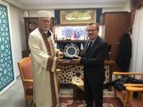 YABANCI ÖĞRENCİ - Bursa Uludağ Üniversitesi Heyetinden Batı Trakya Ziyareti