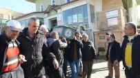Cenaze Namazı Şadırvanını Yaptırdığı Camide Kılındı