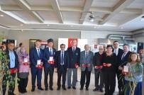 HACI MEHMET KARA - Çeşmeli Kıbrıs Gazilerine Madalyaları Verildi