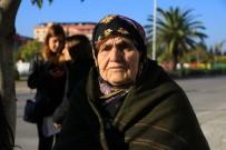 CİNSEL TACİZ - Cinsel Saldırıya Uğrayan Yaşlı Kadın Duruşma Öncesi Gözyaşı Döktü