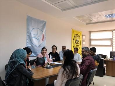 DÜ'den Özel Gereksinimli Öğrencilere Erasmus Bilgilendirme Toplantısı