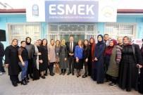 ESMEK Eyüpsultan Merkez Şubesi'nin Açılışı Gerçekleştirildi