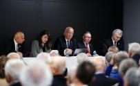 DİVAN KURULU - Eşref Hamamcıoğlu Açıklaması 'Bunun Altından Hiç Kimse Kalkamaz'