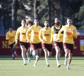 METİN OKTAY - Galatasaray'da Göztepe Mesaisi Başladı