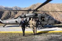 AKILLI CEP TELEFONU - Jandarma Birlikleri Terörist Avında