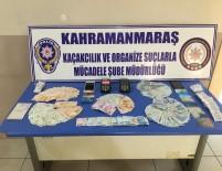 POS CİHAZI - Kahramanmaraş'ta Pos Tefeciliği Operasyonu Açıklaması 3 Gözaltı