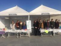 AHİ EVRAN ÜNİVERSİTESİ - Kent Konseyi Gençlik Meclisi, İhtiyaç Sahibi Öğrenciler İçin Kermes Düzenledi