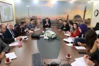 SAVAŞÇı - KÖPRÜ Projesi Değerlendirme Toplantısı Yapıldı