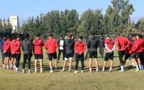BOLUSPOR - Lider Hatayspor, Adanaspor Maçına Hazırlanıyor
