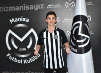 CENGIZ ERGÜN - Manisa FK, 16 Yaşındaki Oyuncuyla Profesyonel Sözleşme İmzaladı