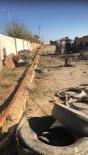GÜMRÜK KAPISI - MSB Açıklaması 'Tel Abyad'daki Patlamada 2 Masum Sivil Hayatını Kaybetti, 3 Sivil Yaralandı'