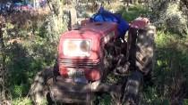 Orhangazi'de Freni Arızalanan Traktörden Atlayan Sürücü Ağır Yaralandı