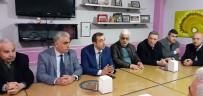 DEVİR TESLİM - Osmancık MEM Müdürü Fen Lisesi Pansiyonunu Ziyaret Etti